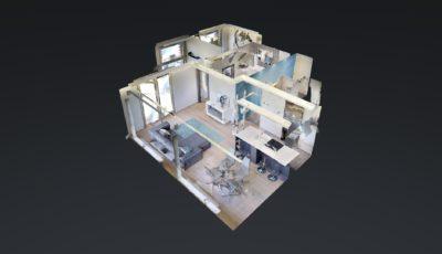 Kattendijkdok-Westkaai 3D Model