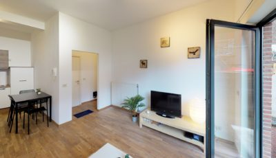 Eénslaapkamerappartement op toplocatie