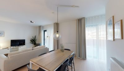 Woluwe Promenade, type 1bedroom ap.