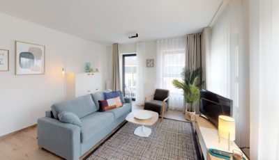 Woluwe Promenade, type 2bedroom apartment