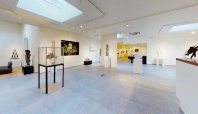 Cafmeyer Gallery Knokke 3D Model