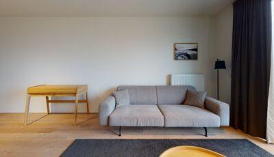 Gemeubeld appartement te huur, Antwerpen 3D Model